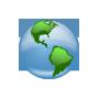 freedo_Glossy_Globe